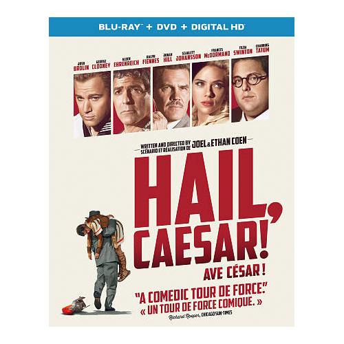 Hail, Caesar! (Blu-ray Combo) (2016)