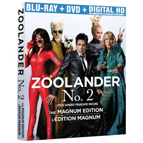 Zoolander 2 (Combo Blu-ray) (2016)