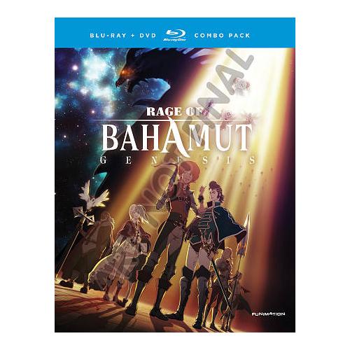 Rage of Bahamut: Genesis (Combo Blu-ray)