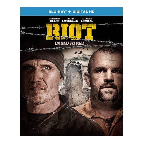 Riot (Blu-ray) (2015)