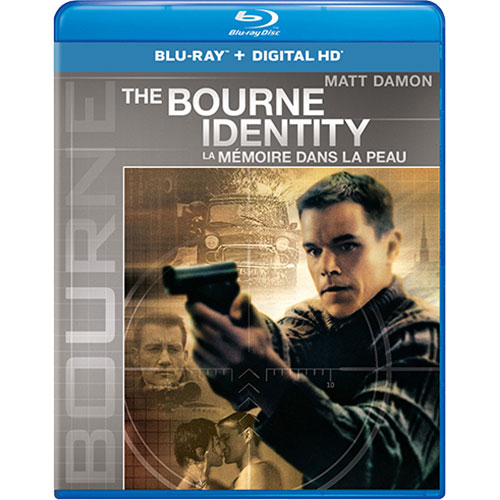 The Bourne Identity (Blu-ray) (2002)