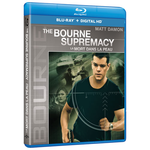The Bourne Supremacy (Blu-ray)