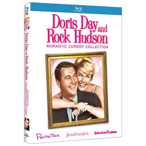 Doris Day & Rock Hudson Collection (Blu-ray)