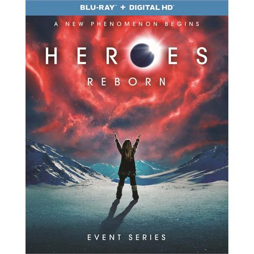 Heroes Reborn: saison 1 (Blu-ray)