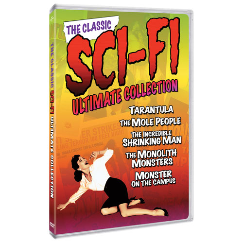 Classic Sci-Fi Collection Volume 1
