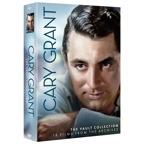Cary Grant Vault Collection