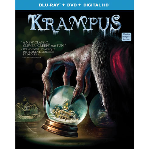 Krampus (Blu-ray Combo) (2015)