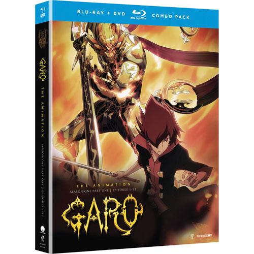 Garo the Animation Season 1 Part 1 (Blu-ray Combo)