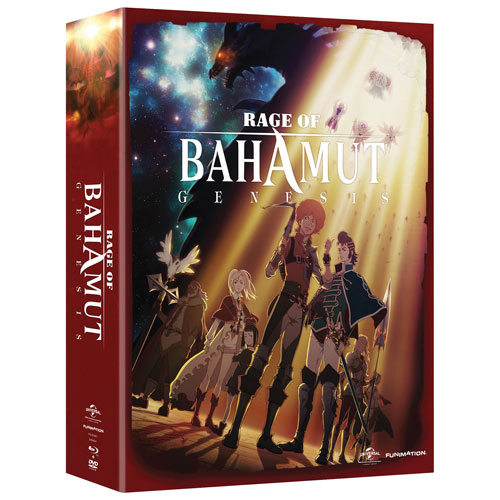 Rage Of Bahamut Genesis (Limited Edition) (Blu-ray Combo)