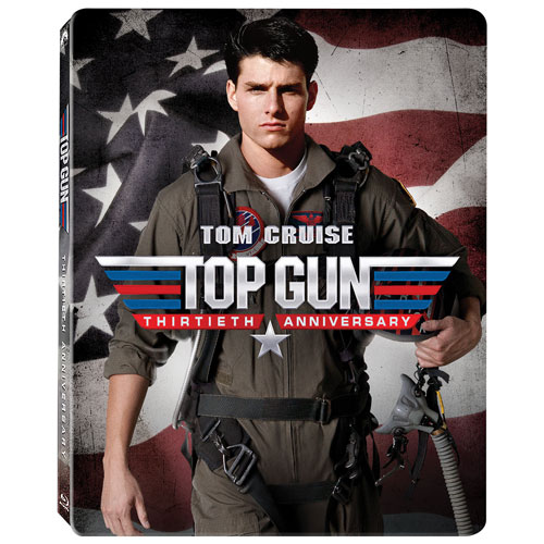 Top Gun (30th Anniversary Edition) (SteelBook) (Blu-ray Combo)