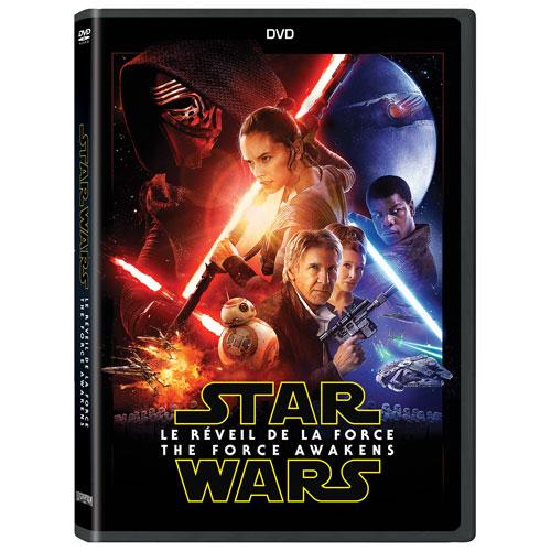 Star Wars: The Force Awakens (Bilingual) (2015)