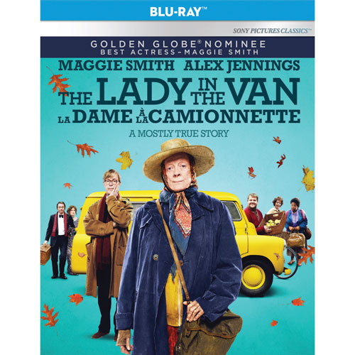 Lady in the Van (Bilingue) (Blu-ray)