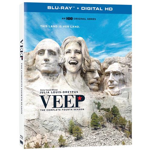 Veep: The Complete Fourth Season (Blu-ray)