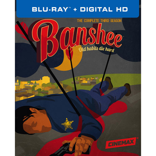 Banshee: Season 3 (Blu-ray)