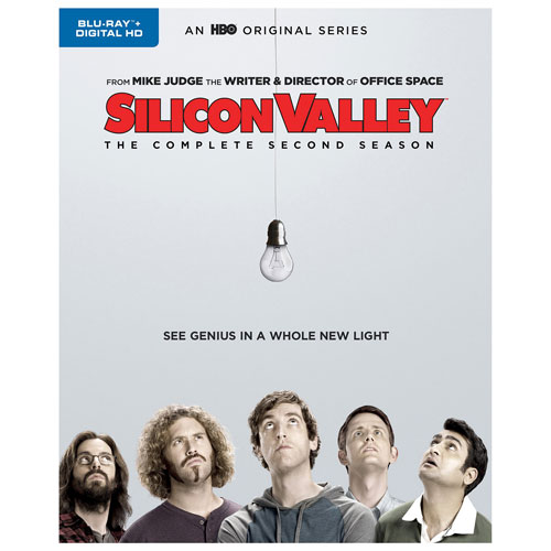 Silicon Valley: saison 2 (Blu-ray)