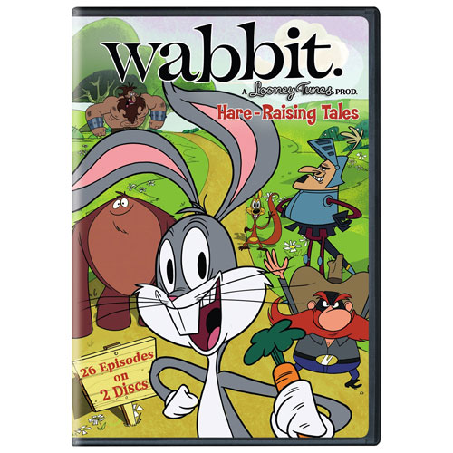 Wabbit: A Looney Tunes Production: Season 1 Part 1