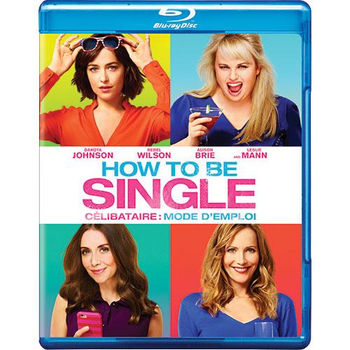 How to Be Single (bilingue) (Blu-ray) (2016)