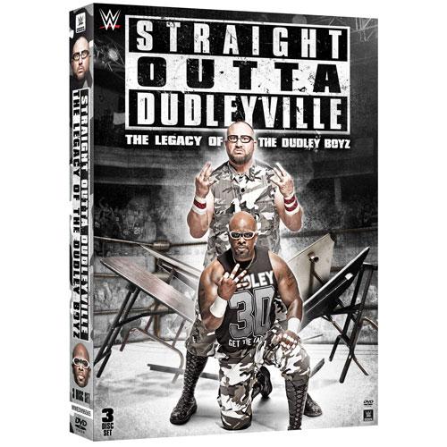 WWE 2016: Straight Outta Dudleyville
