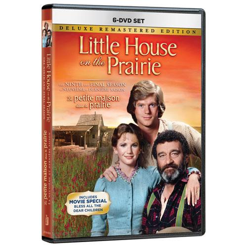 Little House on the Prairie: Season 9 (Bilingue)
