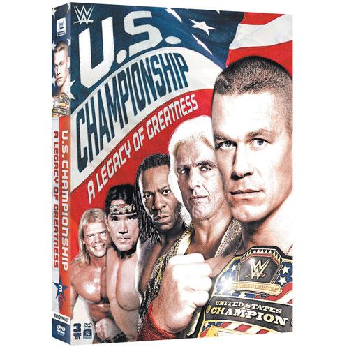 WWE 2016: U.S. Championship - A Legacy of Greatness