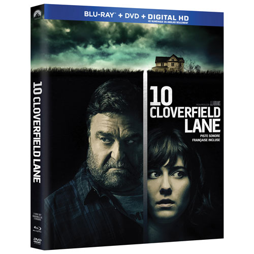10 Cloverfield Lane (combo Blu-ray) (2016)