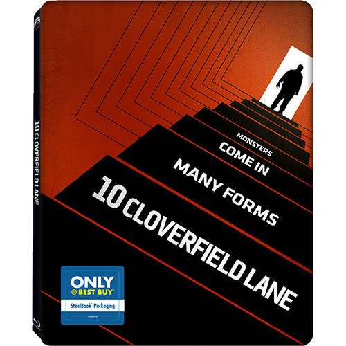 10 Cloverfield Lane (SteelBook) (Only at Best Buy) (Blu-ray Combo) (2016)