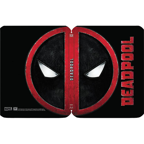 Deadpool (SteelBook) (Only at Best Buy) (Blu-ray Combo) (2016)