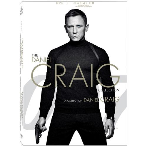 007 The Daniel Craig Collection (Bilingue)