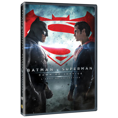 Batman v Superman: Dawn Of Justice (Bilingue) (2-disques) (2016)