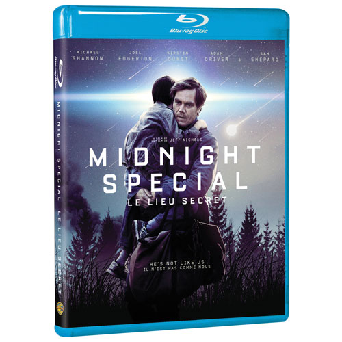 Midnight Special (Bilingual) (Blu-ray Combo) (2016)