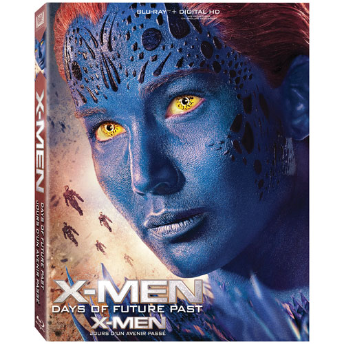 X-Men: Days of Future Past (Blu-ray) (Icons) (2014)