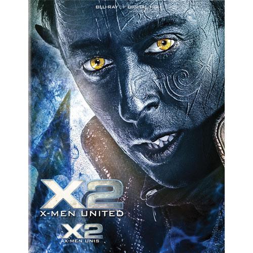 X2: X-Men United (Blu-ray) (Icons) (2003)
