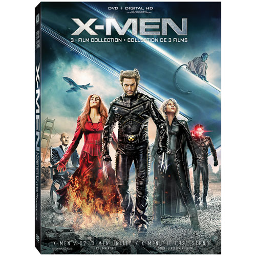 X-Men Trilogy (Icons)