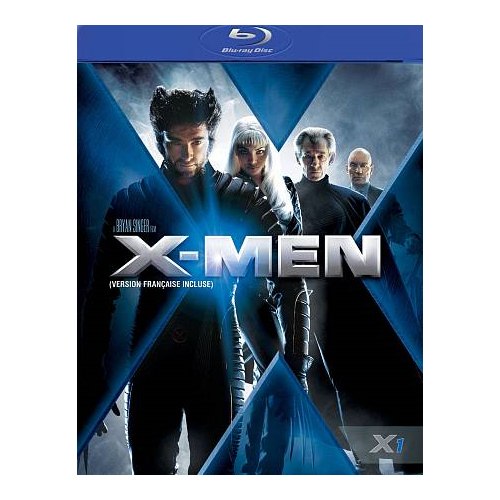 X-Men (Blu-ray) (Icons) (2000)