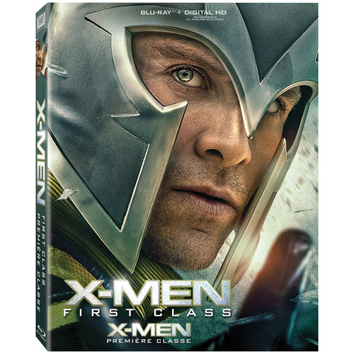 X-Men: First Class (Blu-ray) (Icons) (2011)