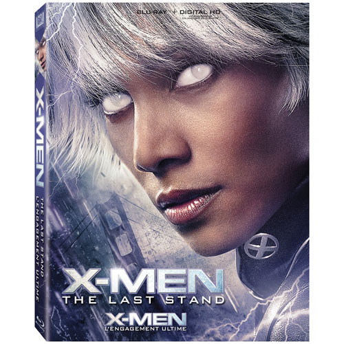 X-Men 3: The Last Stand (Blu-ray) (Icons) (2006)