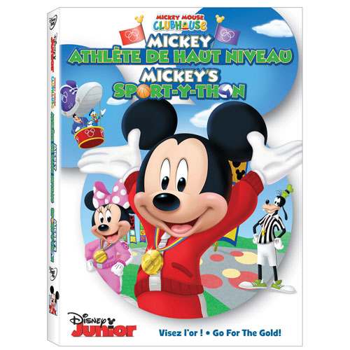 Mickey Mouse Clubhouse: Mickey's Sport-Y-Thon (Bilingue)