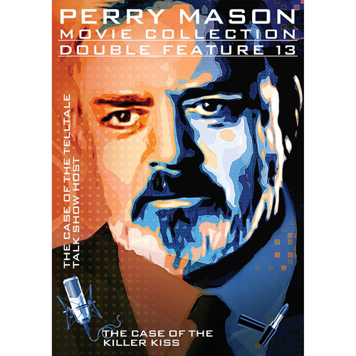 Perry Mason: Case of the Telltale Talk Show Host/ Case of the Killer Kiss