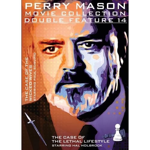 Perry Mason: Case of the Wicked Wives/ Case of the Lethal Lifestyle