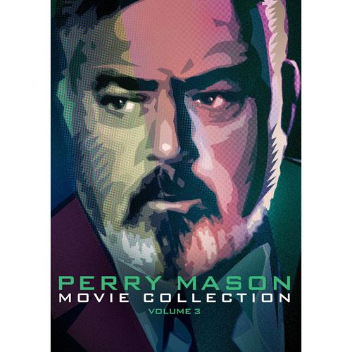 Perry Mason Movie Collection: Vol. Three