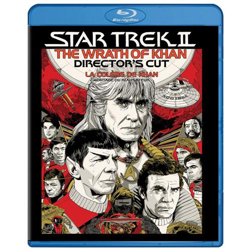 Star Trek II: The Wrath of Khan (Director's Edition) (Blu-ray)