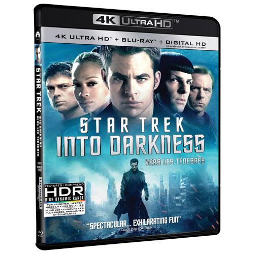 Star Trek Into Darkness (4K Ultra HD) (Blu-ray Combo)