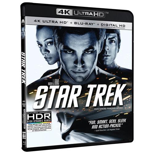 Star Trek XI (Ultra HD 4K) (combo Blu-ray)