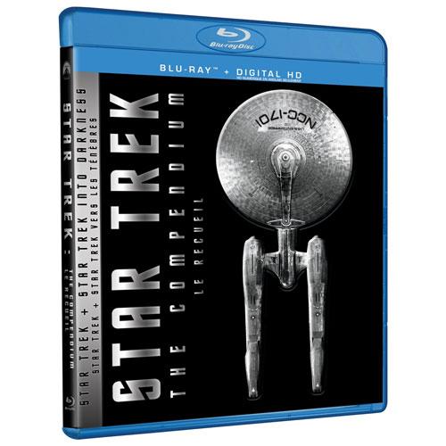 Star Trek: The Compendium (Blu-ray) (2019/ 2013)