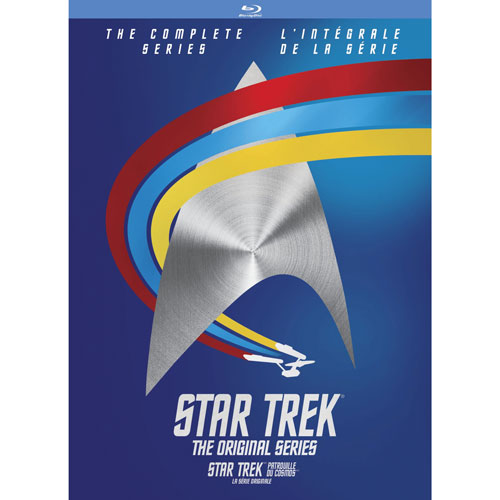 Star Trek: The Original Series: The Complete Series (Blu-ray)
