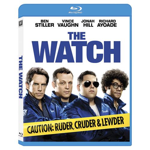 The Watch (Blu-ray) (2012)