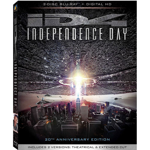 Independence Day (édition 20e anniversaire) (Blu-ray) (1996)