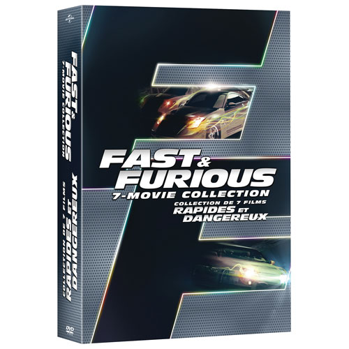 Fast 1-7 Collection