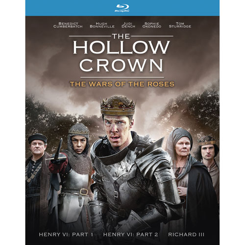 The Hollow Crown: Wars of Roses (Blu-ray) (2012)