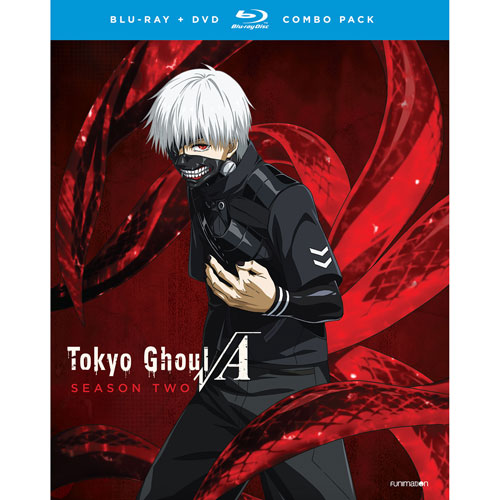 Tokyo Ghoul vA: Season 2 (Blu-ray Combo)